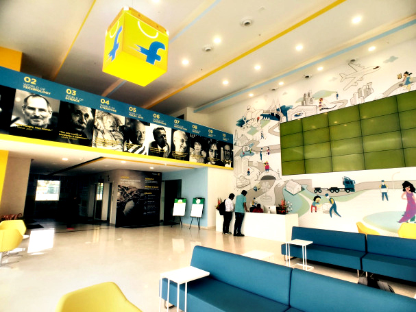 23 Flipkart Employees Took Home Over Rs 1 Crore In Annual Salary As Company