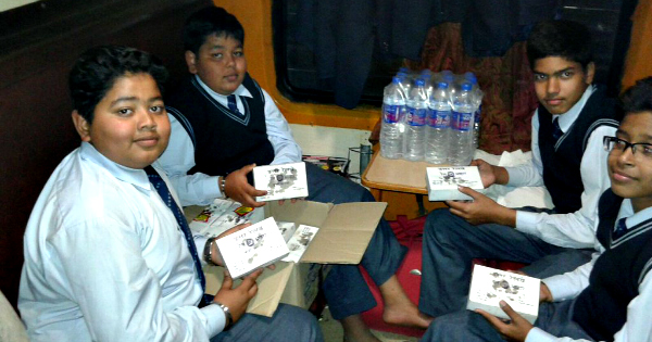 After Lonely Women & Ailing Fathers, Rail Min To Rescue Of Hungry Students On A Delayed Train
