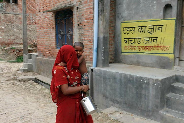 In This UP Village Wives Have Made An HIV Certificate Compulsory For Husbands