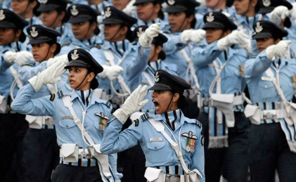 Indian air force women