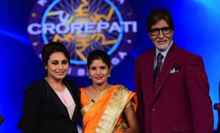 Amitabh Bachchan and Fatima Khatoon
