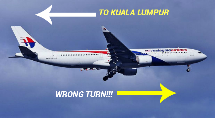 Malaysian Airlines In High Trouble. After Major Disasters, Now Flights Are Flying The Wrong Way