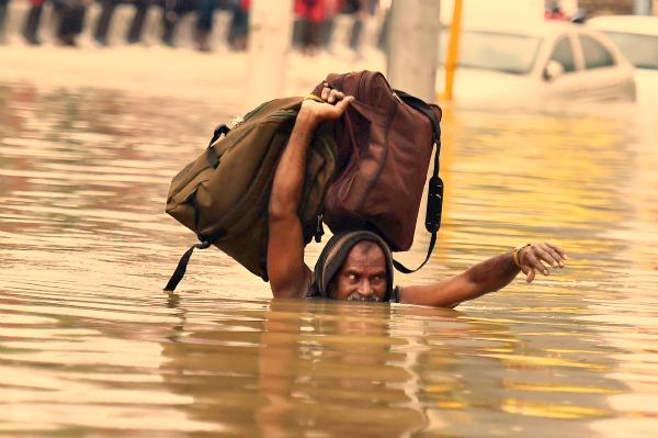 chennai man drowning 2015