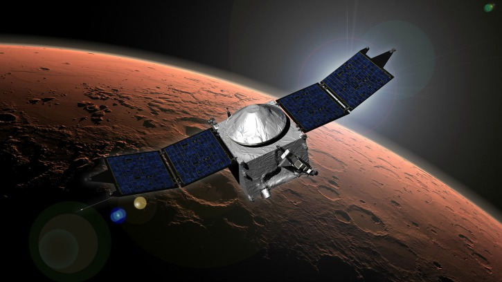 NASA Gets $55 Million Funding To Send Humans To The Red Planet