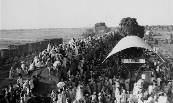 India and Pakistan partition