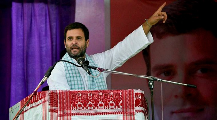 Nobody Stopped Rahul Gandhi From Visiting Barpeta Temple, Says Priest