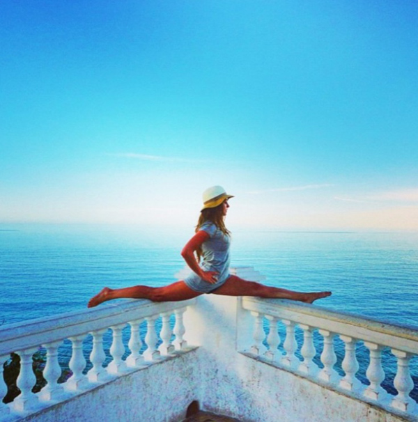 Stunning Yoga Pictures