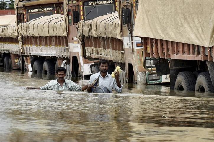 Chennai Rains