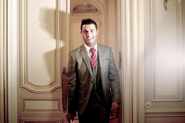 Ronaldo in one of Pestana hotels