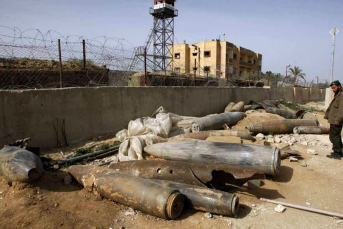 Jabalpur Is Sitting Over Thousands Of Unexploded Bombs And Tons Of Rejected Russian RDX