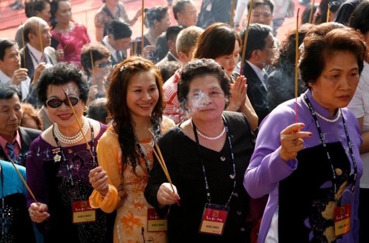 Tet festival Vietnam