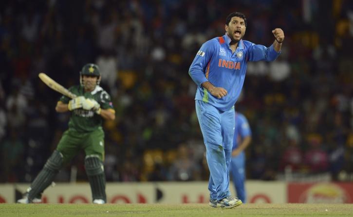 Yuvraj Singh makes a comeback into the Indian Cricket Team