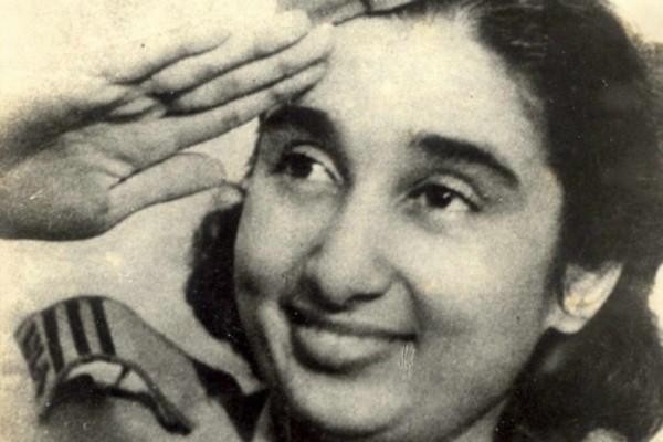 Dr. Lakshmi Sahgal