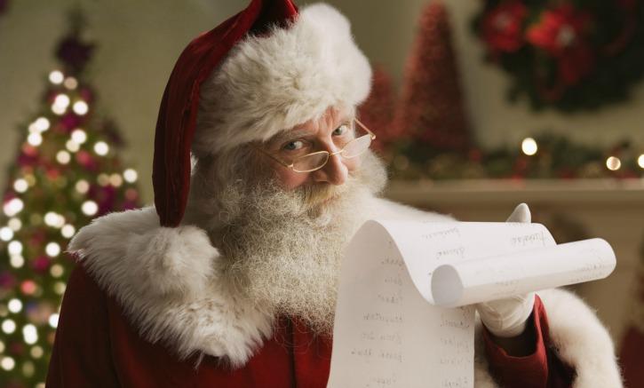 Startups play Santa