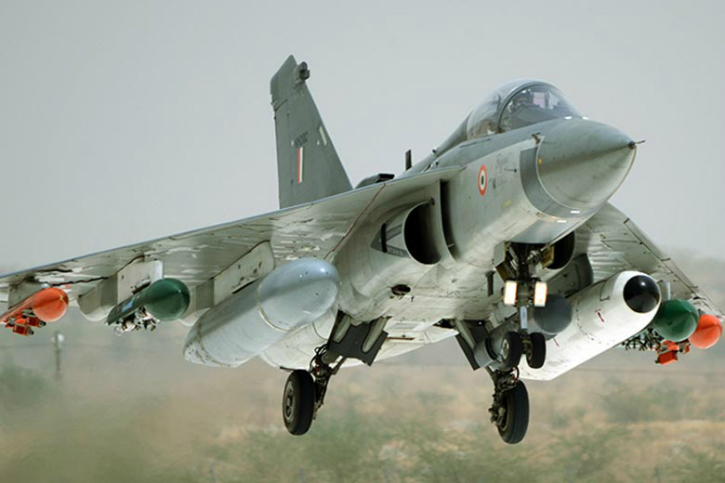 IAF Tejas