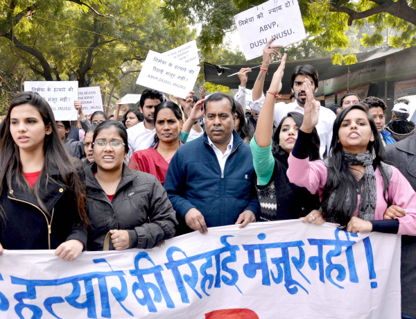 Nirbhaya protest rape