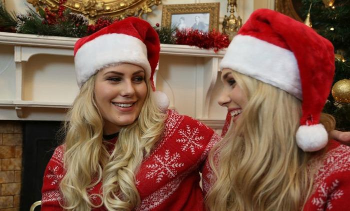 Sara and Shannon