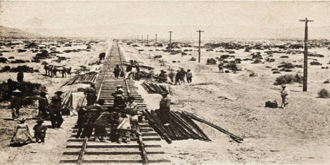 old indian tracks