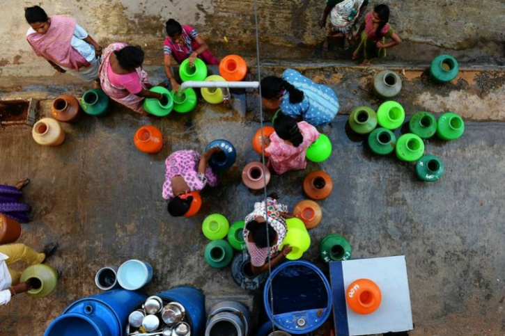 In 10 Years, You Will Either Have To Leave Bengaluru Or Live Without Water