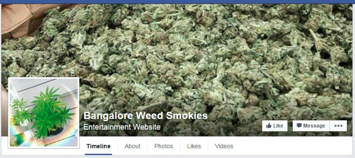 Selling Drugs On Facebook Is Not A Good Idea