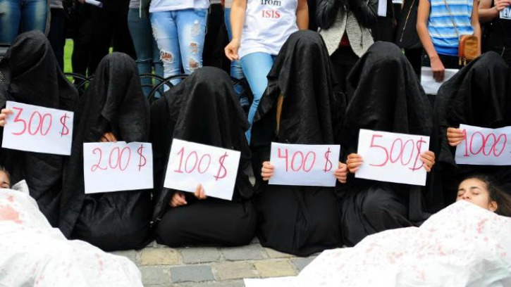 Islamic State Fatwa Explains Who Can Have Sex With Female Slaves