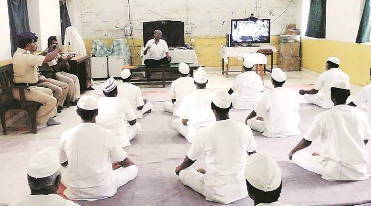 Now Practising Yoga Can Get You Out Of Jail