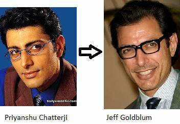 Priyanshu Chatterji - Jeff Goldblum