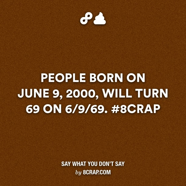8 Crap