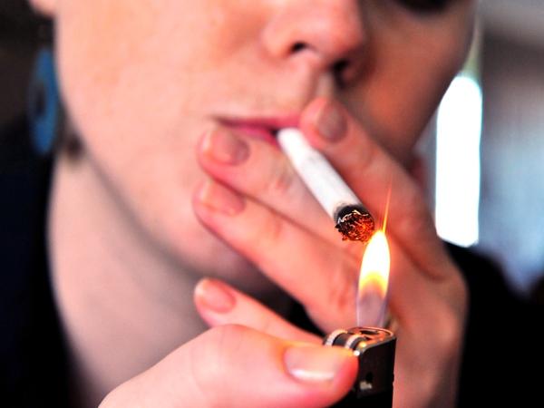 Study: Smoking May Shrink Your Brain