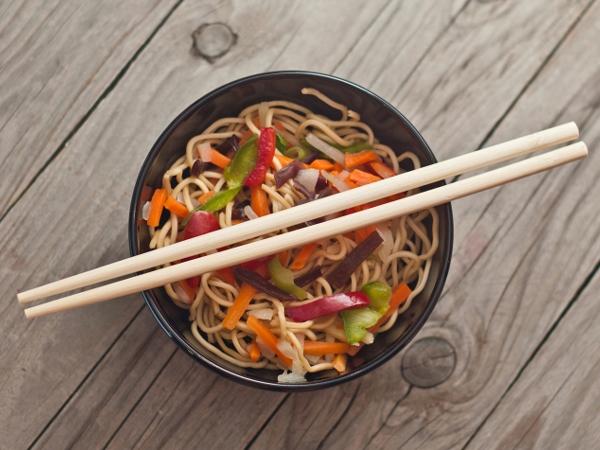Diabetic Recipe: Hakka Noodles