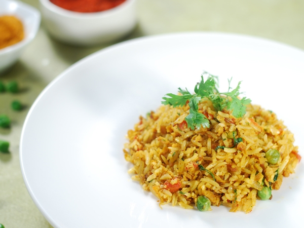 Soya Brown Rice Recipe
