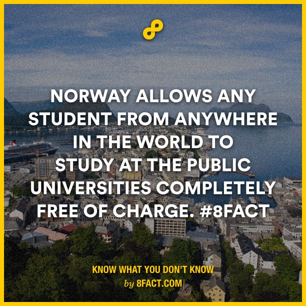 Norway fact