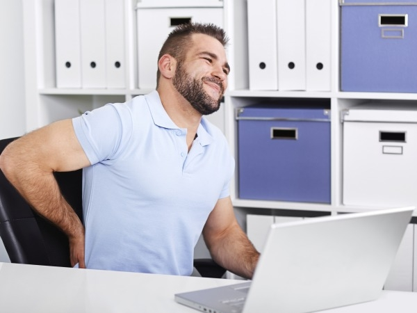 Office Ergonomics: How To Sit At A Computer