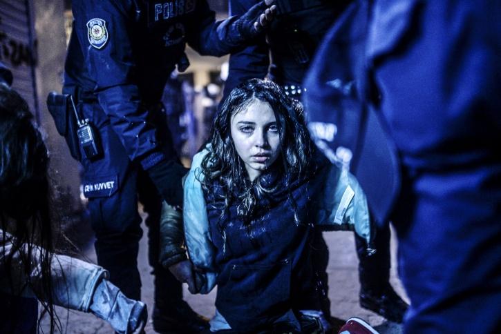 Girl at Istanbul