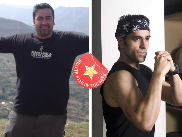 Health Star Of The Week: Biggest Loser Continues His Weight Loss Journey
