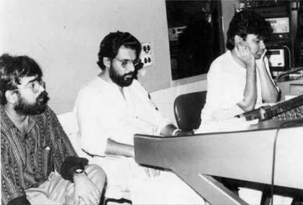 A.R.Rehman with Yesudas