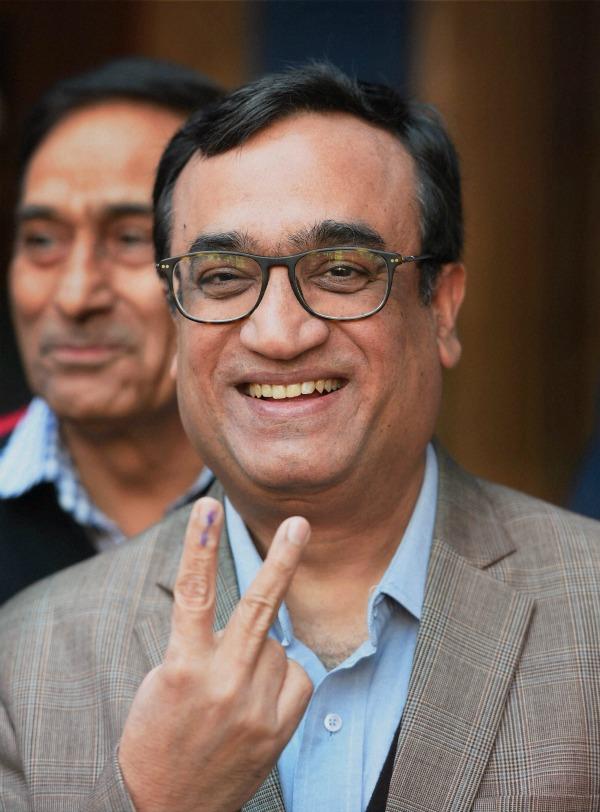 Ajay Maken