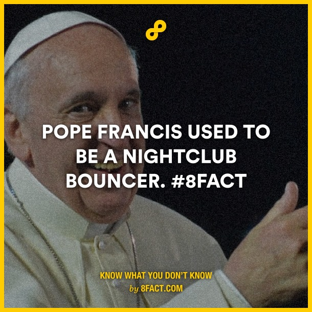 Pope facts