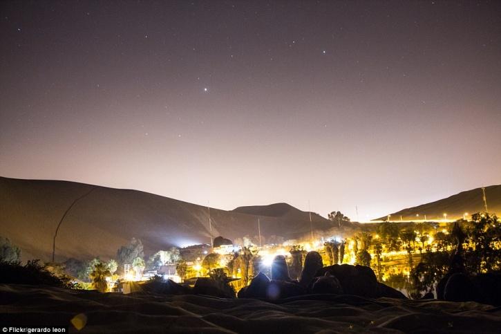 Huacachina, Peru