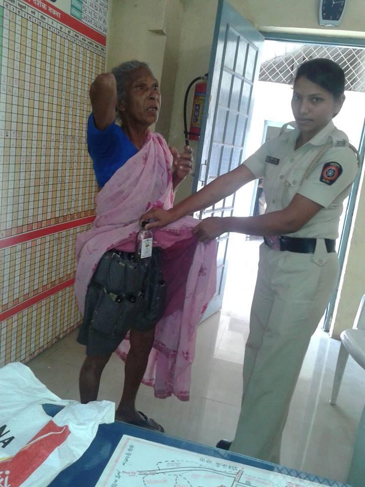woman chloroform mumbai