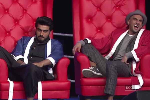 Ranveer Singh, Arjun Kapoor