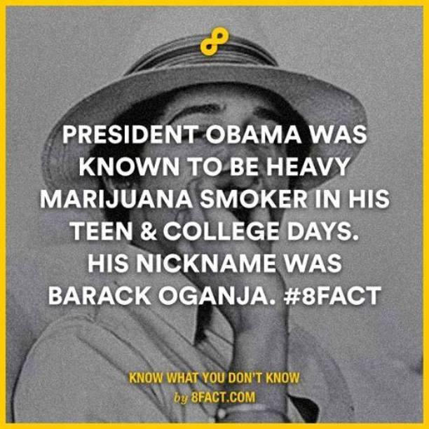 Barack Obama Facts