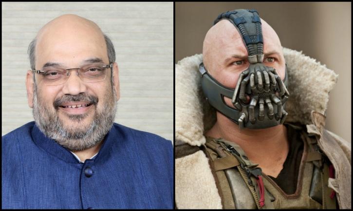 Amit Shah, Bane