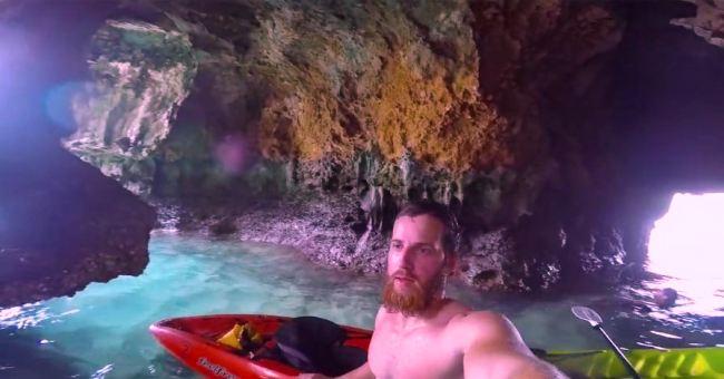 underwater in Thailand