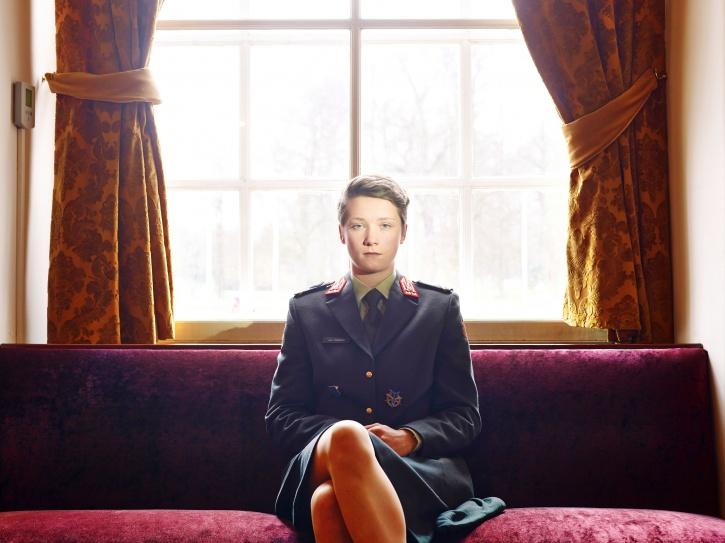 female cadet