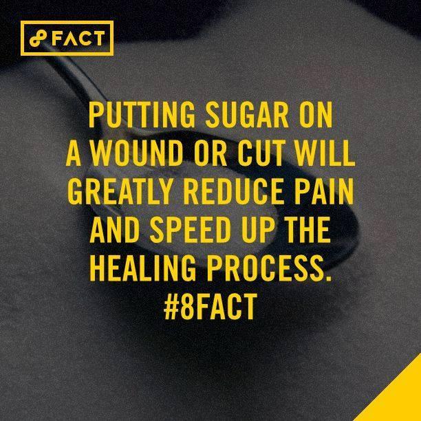 Sugar fact