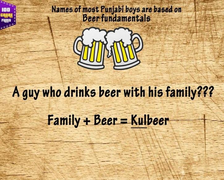 Punjabi Beer Fundamentals
