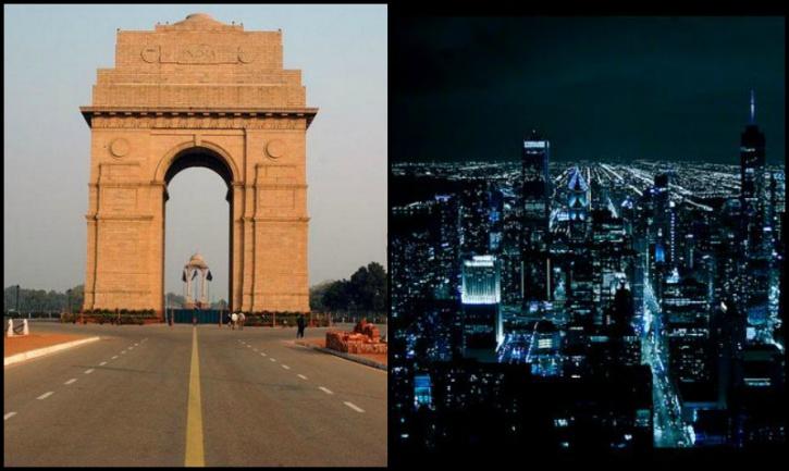 New Delhi, Gotham