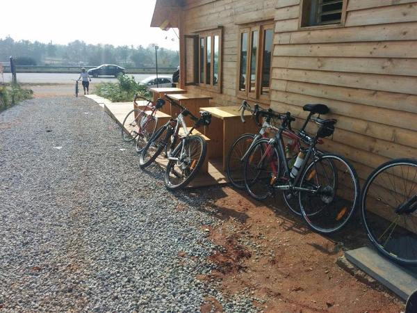 Bangalore cyclists group