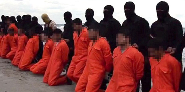 ISIS Beheads 21 more